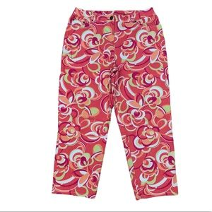 Ruby Rd. Cropped/Ankle Pants Size 8